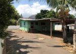 Foreclosed Home in Waianae 96792 85-218 WAIANAE VALLEY RD - Property ID: 4287518