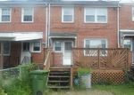Foreclosed Home in Baltimore 21239 1318 STONEWOOD RD - Property ID: 4293772