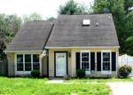 Foreclosed Home in Belcamp 21017 1203 CALDWELL CT S - Property ID: 70124273