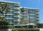 Foreclosed Home in Key Biscayne 33149 199 OCEAN LANE DR APT 804 - Property ID: 70126198