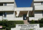 Foreclosed Home in Chatsworth 91311 9900 JORDAN AVE UNIT 74 - Property ID: 70126974
