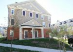 Foreclosed Home in Ashburn 20148 42584 SUNSET RIDGE SQ - Property ID: 6296491
