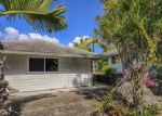 Foreclosed Home in Kailua Kona 96740 74-4909 KIWI ST - Property ID: 6306840