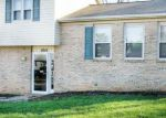 Foreclosed Home in Bel Air 21015 2052 STRATTON CT - Property ID: 6307054