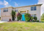 Foreclosed Home in Lehigh Acres 33974 421 JOURFERIE RD - Property ID: 6311094
