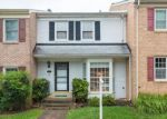 Foreclosed Home in Annandale 22003 4462 AIRLIE WAY - Property ID: 6315259