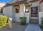 Foreclosed Home in Mesa 85202 1718 S LONGMORE UNIT 104 - Property ID: 6317599